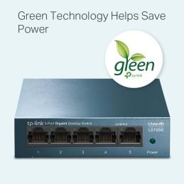 Switch 8 Porte PoE IEEE 802.3af/at TEF1108P staffe rack 123W