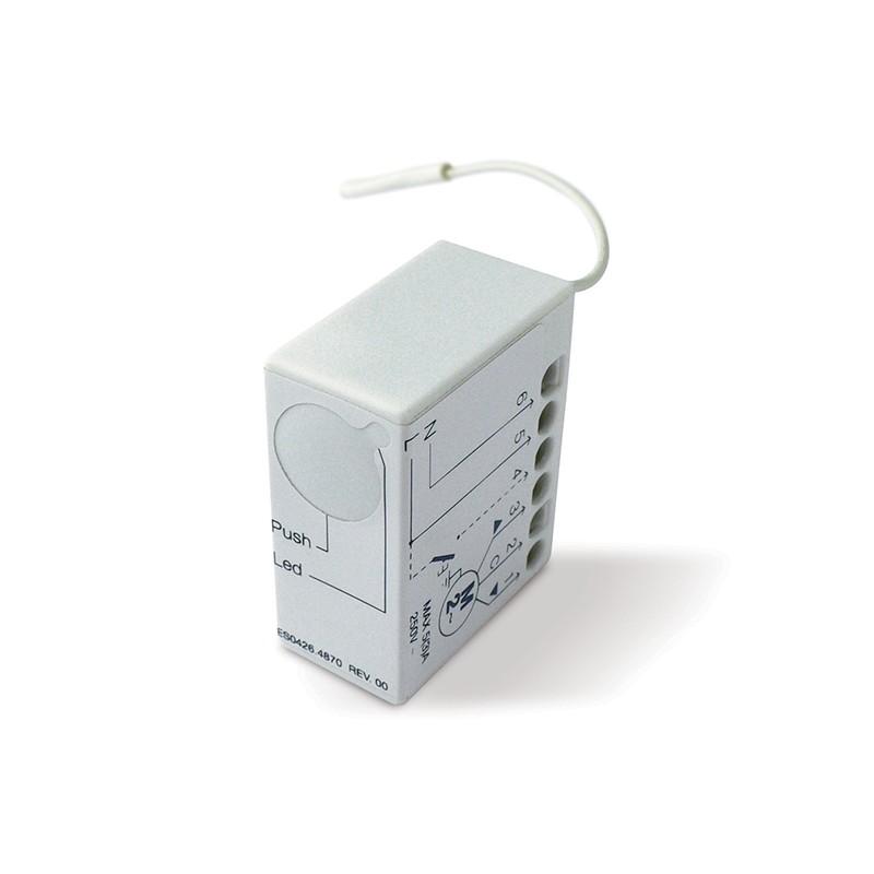 Contatto magnetico bianco da esterno