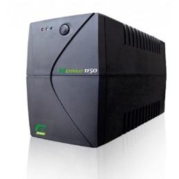 Interruttore magnetotermico 1P+N 6A Curva C 6KA 1M – NBH8-40H/C6-1PN-6