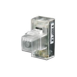 Interruttore magnetotermico differenziale 1P+N 16A 30mA 6KA Curva C Tipo AC – NB1L2/C16-1PN-6-AC30