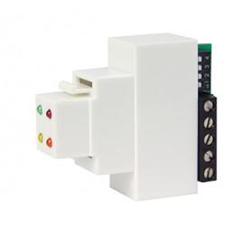Interruttore magnetotermico differenziale 1P+N 20A 30mA 6KA Curva C Tipo AC – NB1L2/C20-1PN-6-AC30