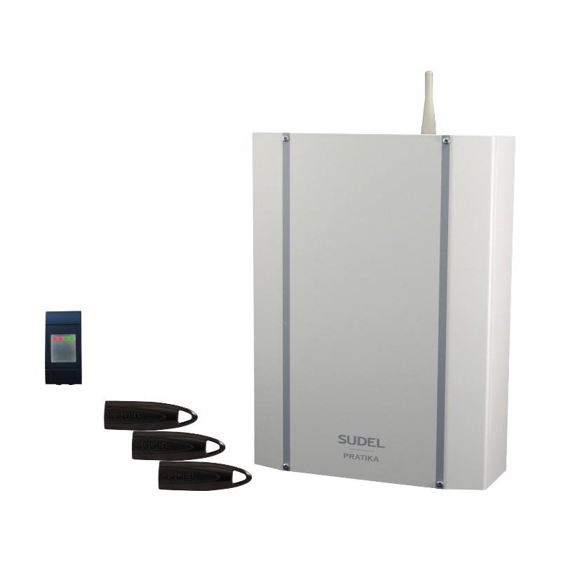 Radiomicrofono VHF palmare fino a 25mt (1 microfono)