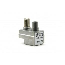 Registratore ibrido UVR 5in1 16 canali analogici + 2 digitali 2MP H.265+ HDMI P2P Cloud 1HD
