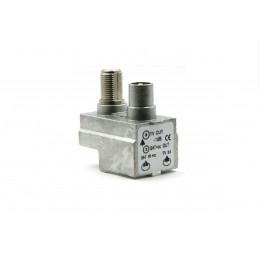 Registratore ibrido UVR 5in1 8 canali  analogici + 2 digitali 2MP H.265+ HDMI P2P Cloud 1HD (EoL)