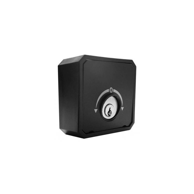 Sistema di allarme senza fili bianco composto da Hub + Motion + Door  + Space